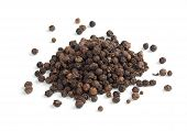 stock photo of peppercorns  - Spice - JPG