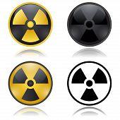 Radioactivity Warning Signs
