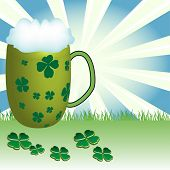 Beer for Saint Patrick's Day