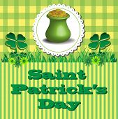 Saint Patrick's Day greeting