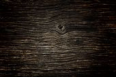 Wooden Grunge Texture, Wall Background, Vignette