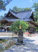 Toshiie Maeda's Kabuto and Oyama Shrine Kanazawa