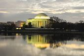 foto of thomas jefferson memorial  - Washington DC  - JPG