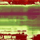 Abstract grunge background of old texture. With different color patterns: green; purple (violet); brown