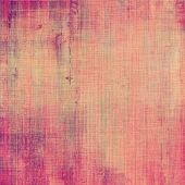 Old grunge antique texture. With different color patterns: purple (violet); red; pink