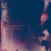 Abstract retro background or old-fashioned texture. With different color patterns: purple (violet); blue; pink