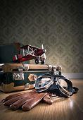Vintage Aviator Equipment