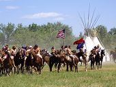 Victory of Young Americans at Battle of the Little Bighorn