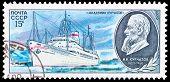 Devoted Scientific Ships Of Ussr