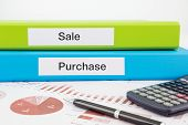 Sale And Purchase Documents With Reports