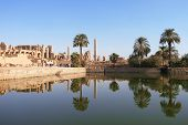 Karnak, Temple Complex In Luxor, Egypt