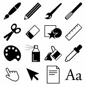 Draw And Paint Icons