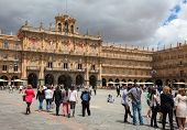 City Hall Of Salamanca, Spain