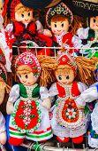 Traditional Magyar Doll