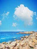 Costa Paradiso Rocky Shoreline
