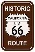 California Historic Route 66