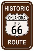 Oklahoma Historic Route 66