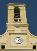 Italian Church Bell Tower
