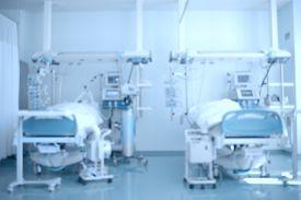image of icu  - Hospital background - JPG