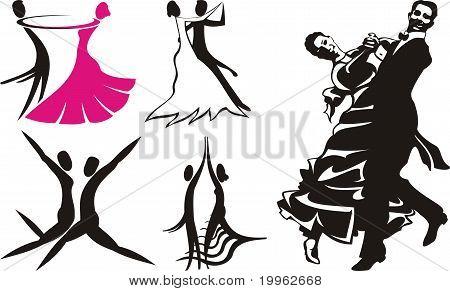 Рисунки про танцы своими руками