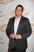 LOS ANGELES - MAY 12:  Bob Guiney arriving at the 11th Annual Lupus LA Orange Ball at Beverly Wilshi