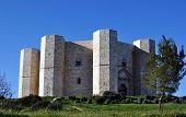Castello Del Monte In Puglia, italy