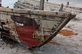 Old Boat Moulder