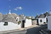 Trulli in Alberabello