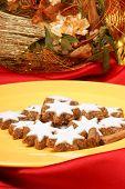 Cinnamon Star Cookies (zimtsterne)