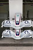 Team Bmw-sauber F1, Two Front Wing, 2006