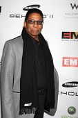 LOS ANGELES, CA - FEB 13: Herbie Hancock at the EMI GRAMMY After-Party at Milk Studios on February 1