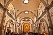Mission Basilica San Juan Capistrano Church California