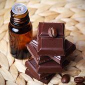 aromatherapy-chocolate and coffee