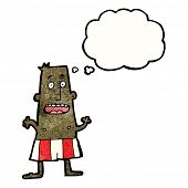 pic of boxer briefs  - cartoon man in boxer shorts - JPG