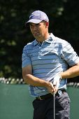 Professional Golfer Padraig Harrington