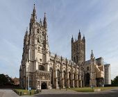 foto of church-of-england  - Cathedral and Metropolitan Church of Christ at Canterbury  - JPG