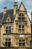 in the beautiful city of sarlat dordogne perigord France
