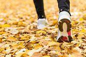 Jogger Sport-Konzept