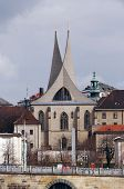 Benedictine Monastery - Emauzy