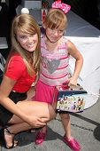 LOS ANGELES - AUG 23:  Kim Matula, fan at the Bold and Beautiful Fan Meet and Greet at the Farmers M