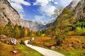autumn in Alps, Bavaria