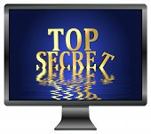 Loss of Top Secrets through data leak