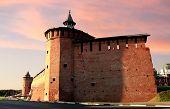 Kolomna Kremlin Wall