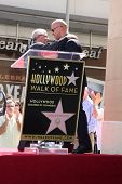 LOS ANGELES - AUG 26:  Ron Meyer, Vin Diesel at the Vin DIesel Walk of Fame Star Ceremony at the Roo
