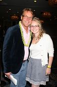LOS ANGELES - AUG 24:  Doug Davidson Calyssa Davidson at the Young & Restless Fan Club Dinner at the