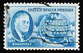 Roosevelt 1946