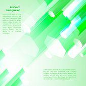 Cristal green prism.