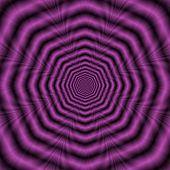 Purple Octagon Rings