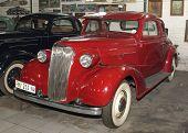 Vintage Car 1937 Chevrolet Coupe