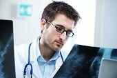 Radiologist Exam